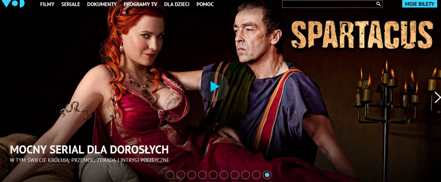 Vod - Filmy i seriale online - vod_pl