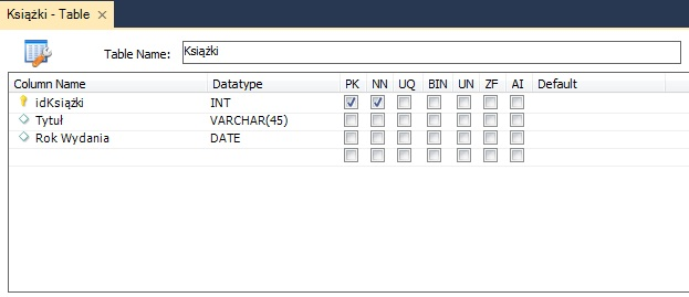 how to change datatype of primary key column in mysql