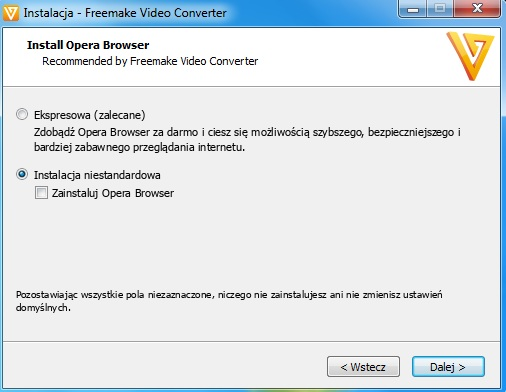 Konwersja Wideo - Freemake Video Converter