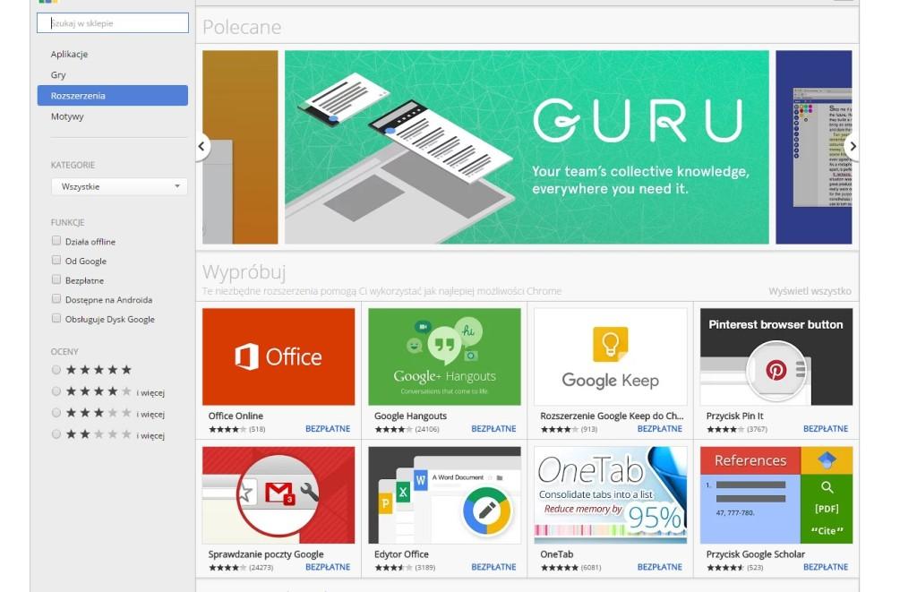 """Przywracanie cofania do poprzedniej strony za pomocą """"Backspace"""" w Google Chrome – Jak przywrócić cofanie do poprzedniej strony w Google Chrome ?"""